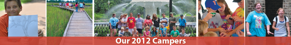 Summer Camp, Summer Camp 2013, Kelly Tours Summer Camp, Kelly Tours Day Camp, Savannah Summer Camp, Rincon Summer Camp, Pooler Summer Camp, Effingham Summer Camp